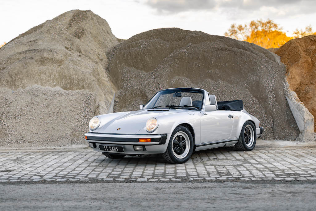 Porsche 911 Cabrio Oldtimer for sale