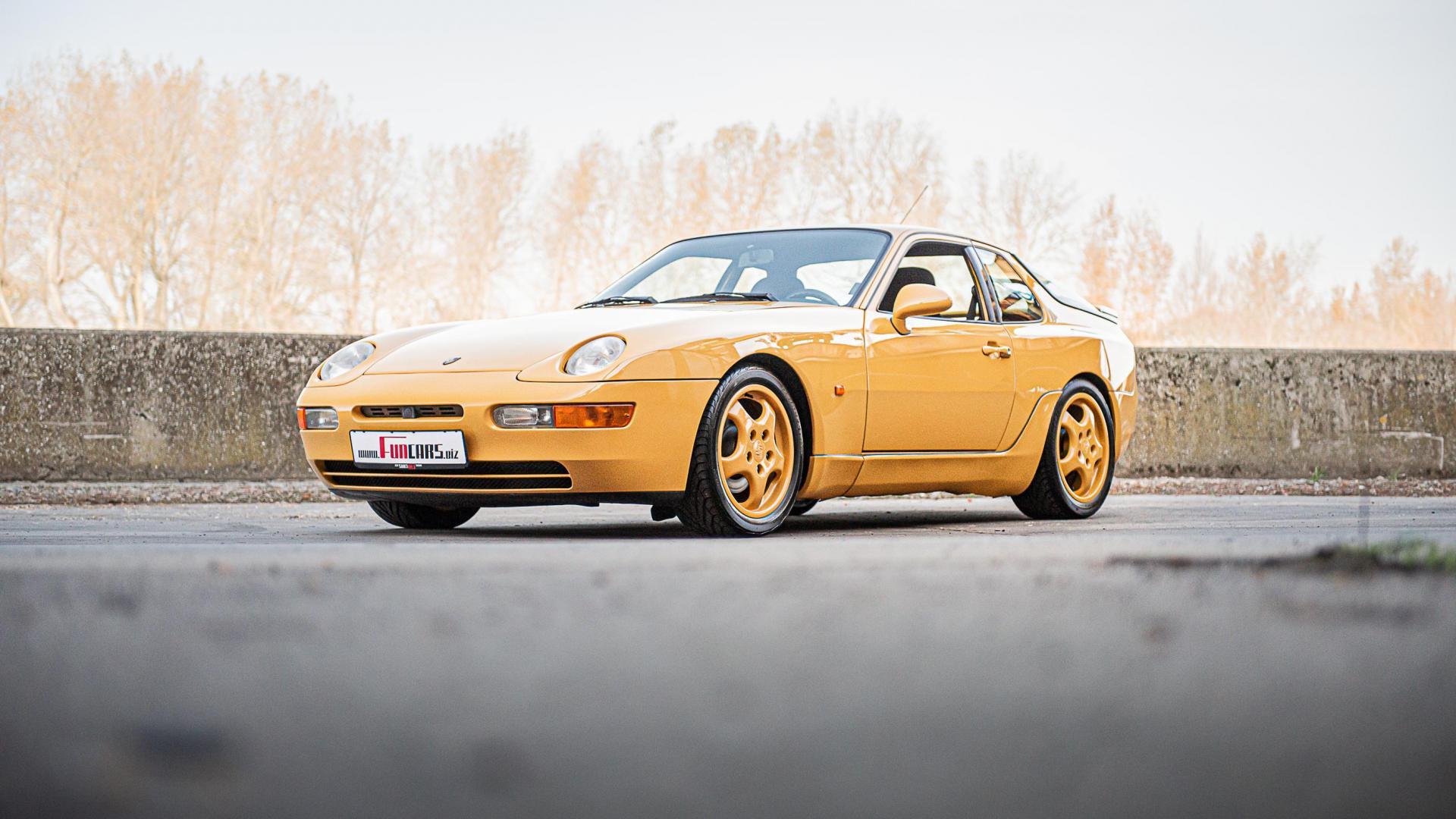 Porsche 968 Club Sport