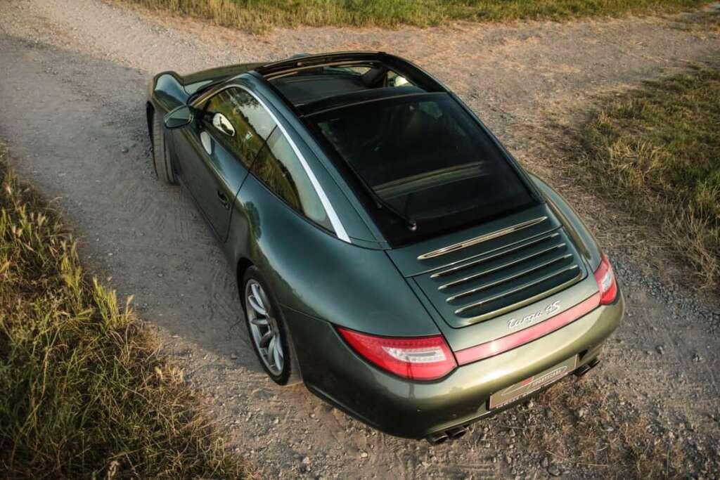 Porsche 997 Targa gebraucht kaufen