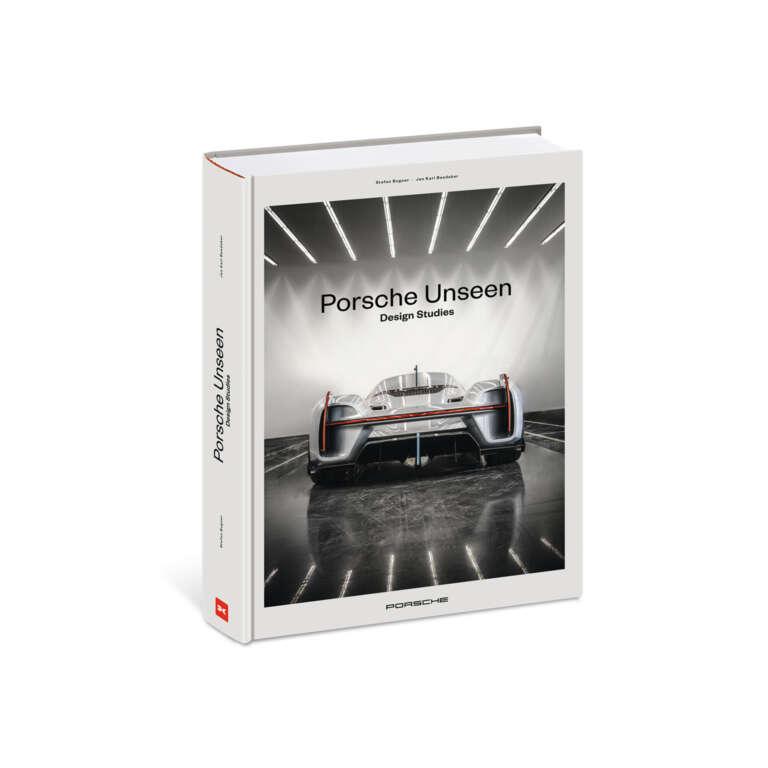 Porsche Unseen Buch Book
