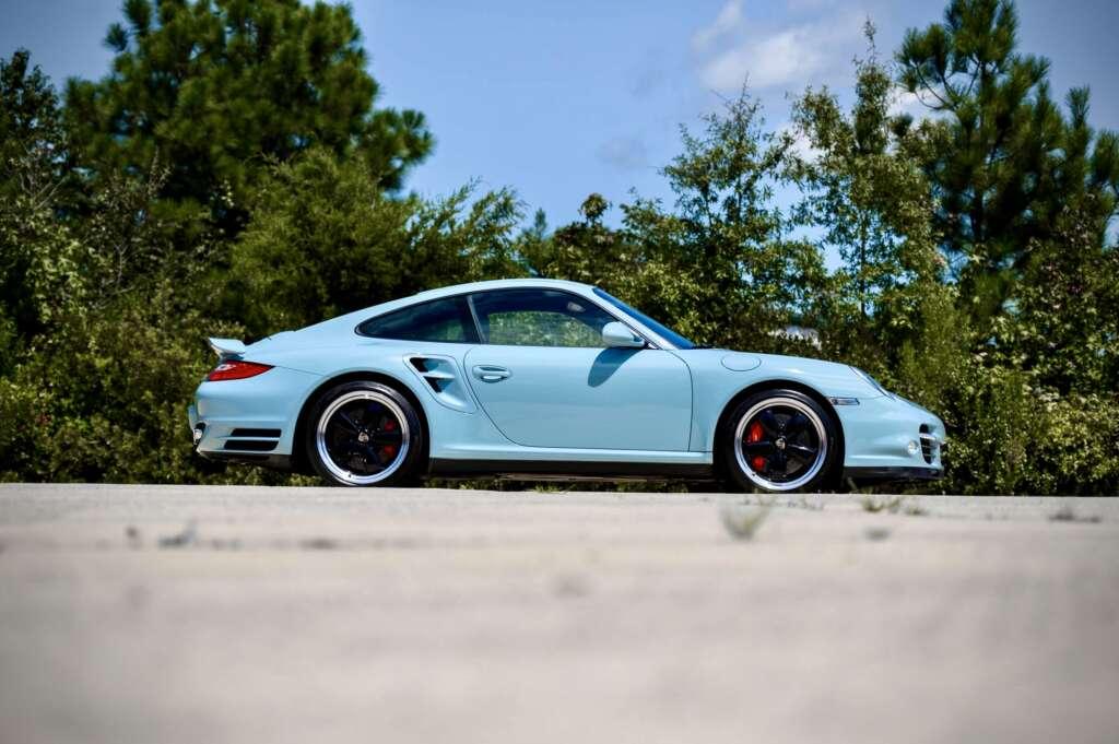 Porsche in Sonderfarbe (PTS) kaufen