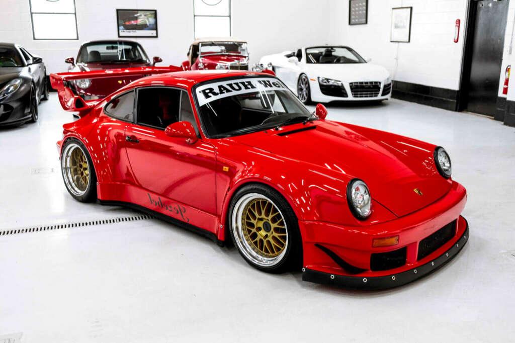RWB Porsche for sale