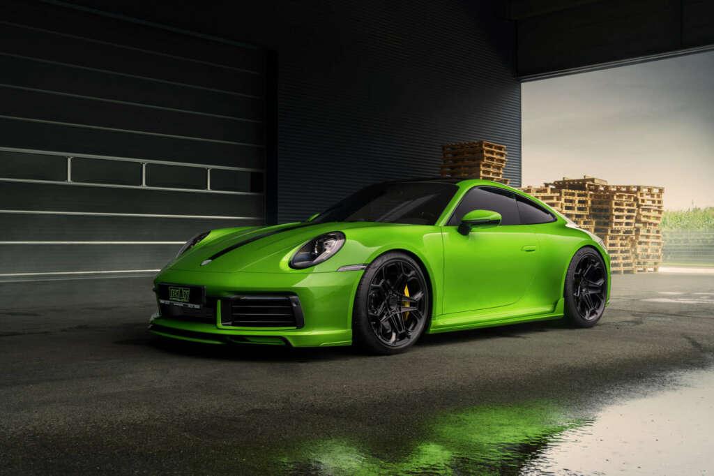 TECHART Porsche for sale
