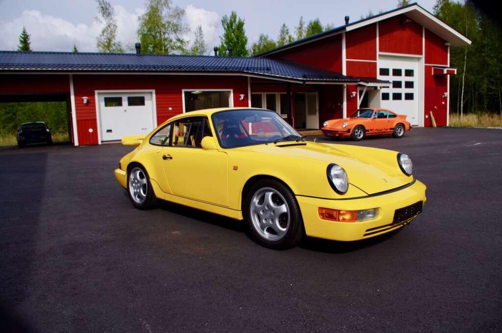 Carrera Classic 964