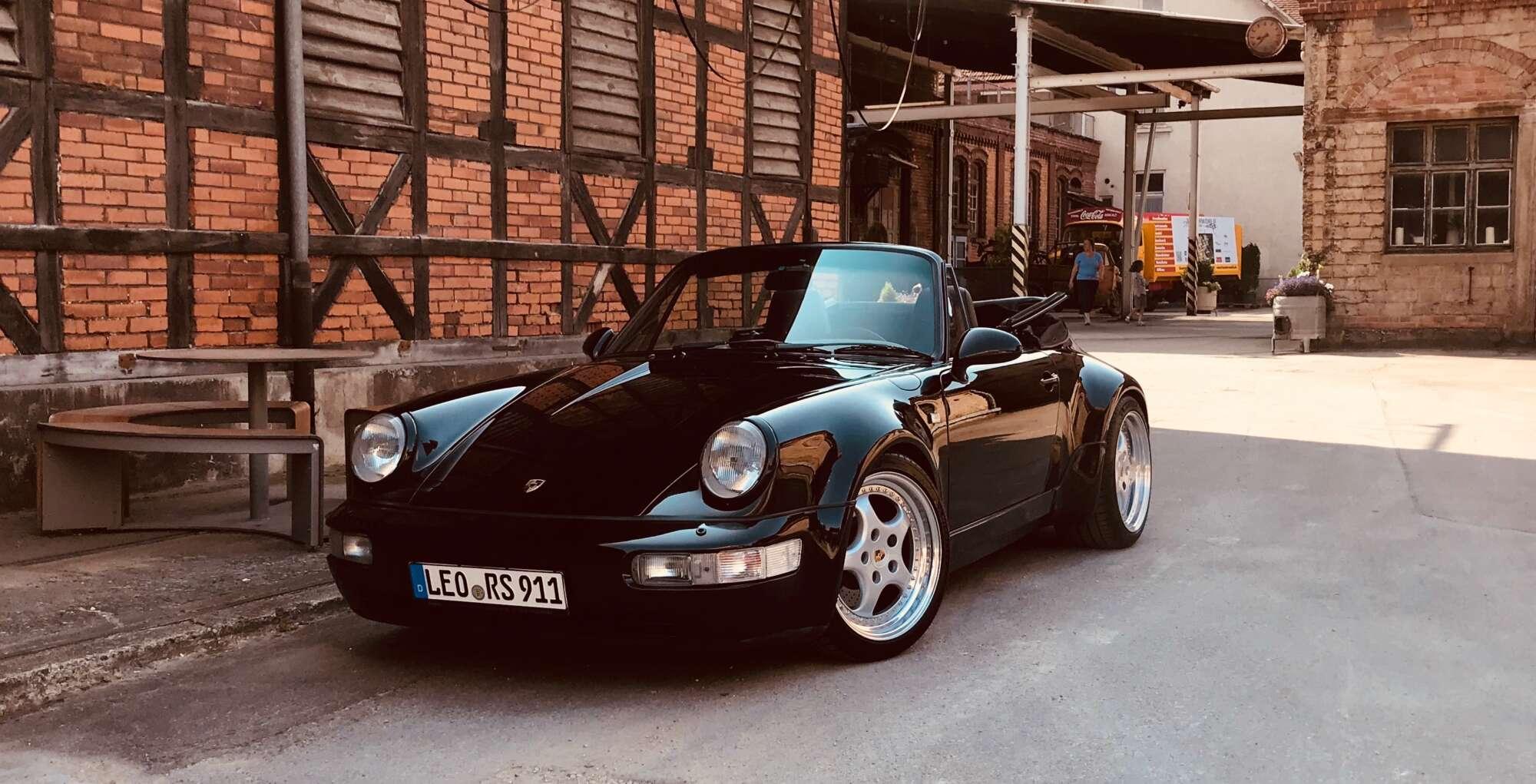 Porsche 964 Carrera 2 Cabrio WTL