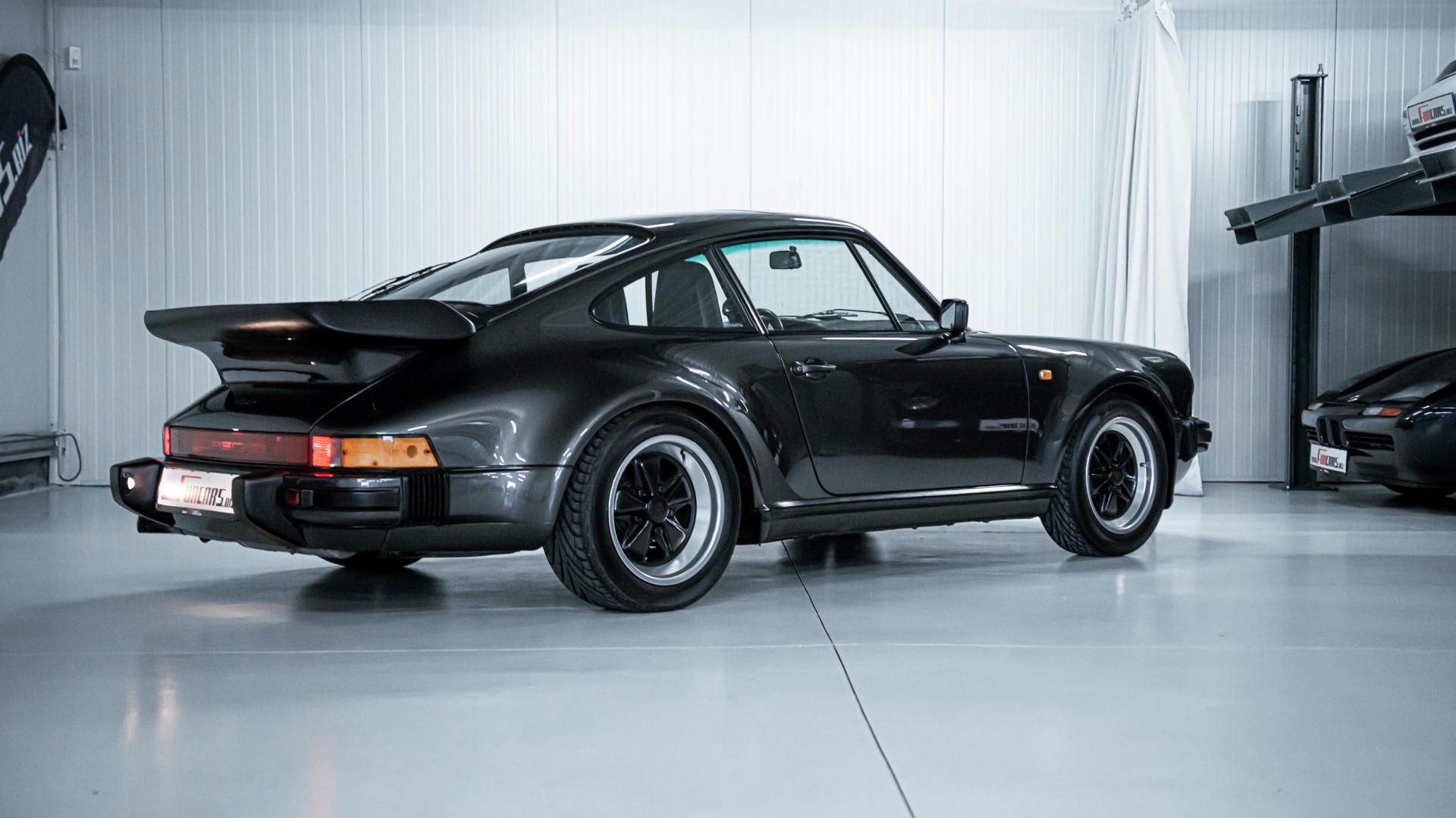 Porsche 911 Turbo 5 Gang