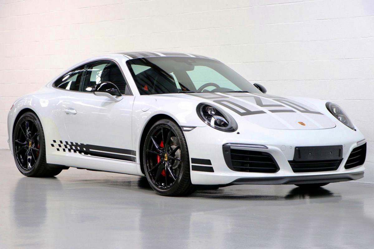 Porsche 991.2 Carrera S