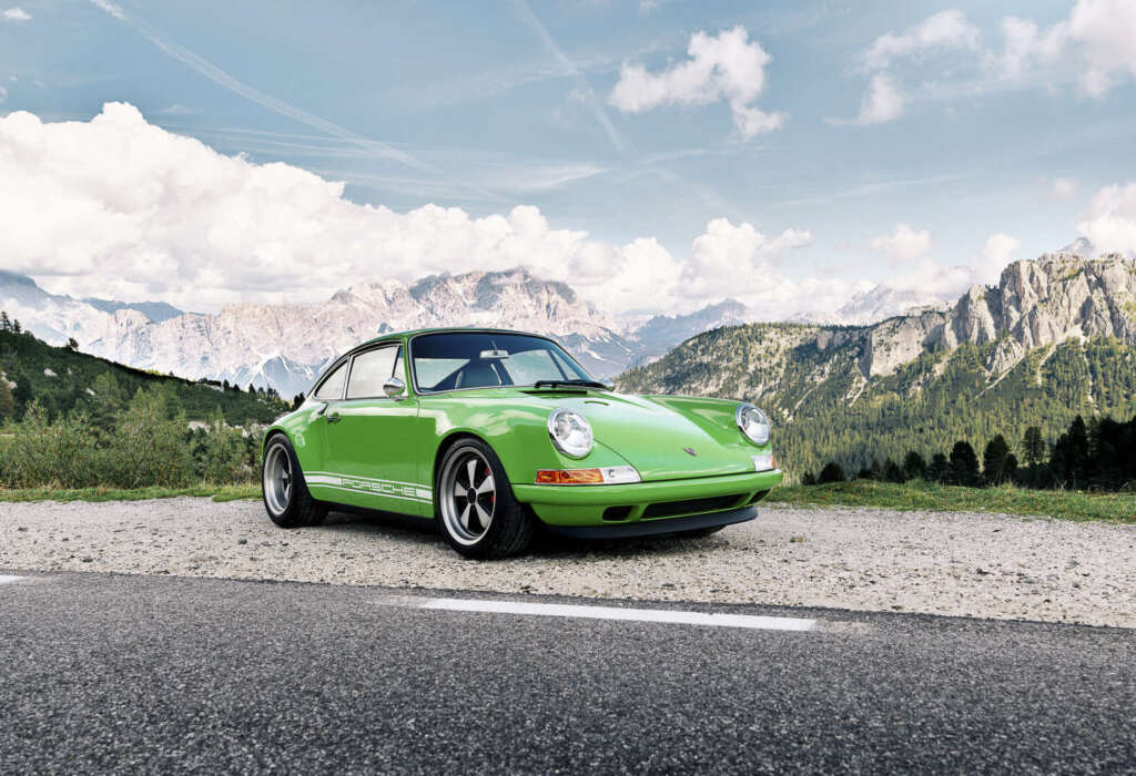 Porsche 911 green for sale