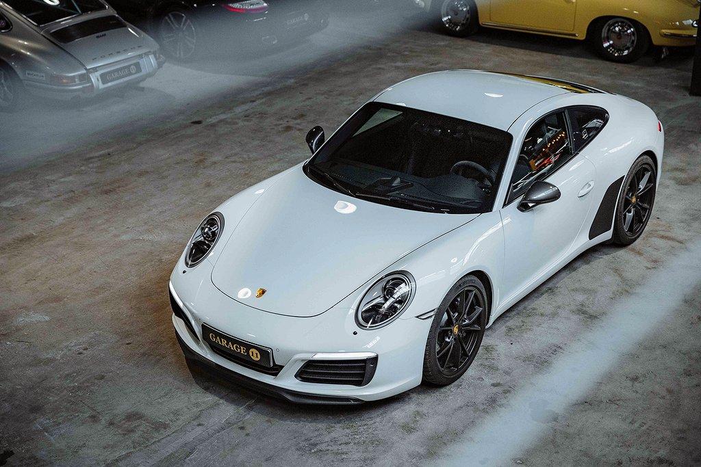 Porsche 991 Carrera T gebraucht kaufen