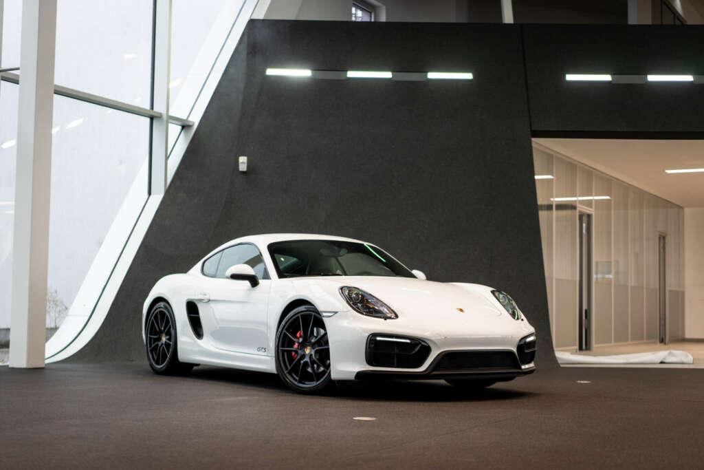 Porsche Cayman gebraucht kaufen