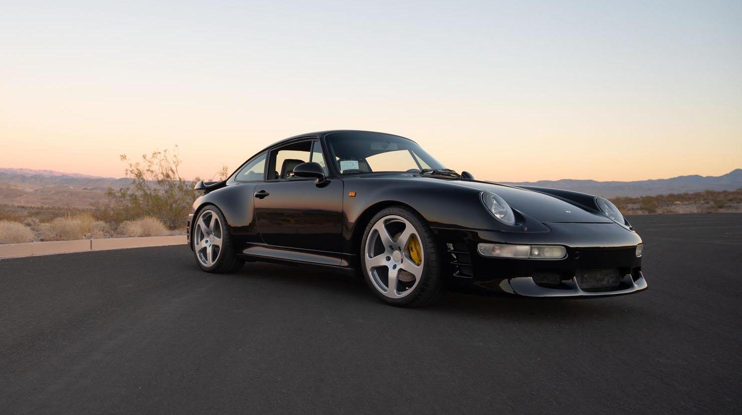 Porsche RUF Turbo R