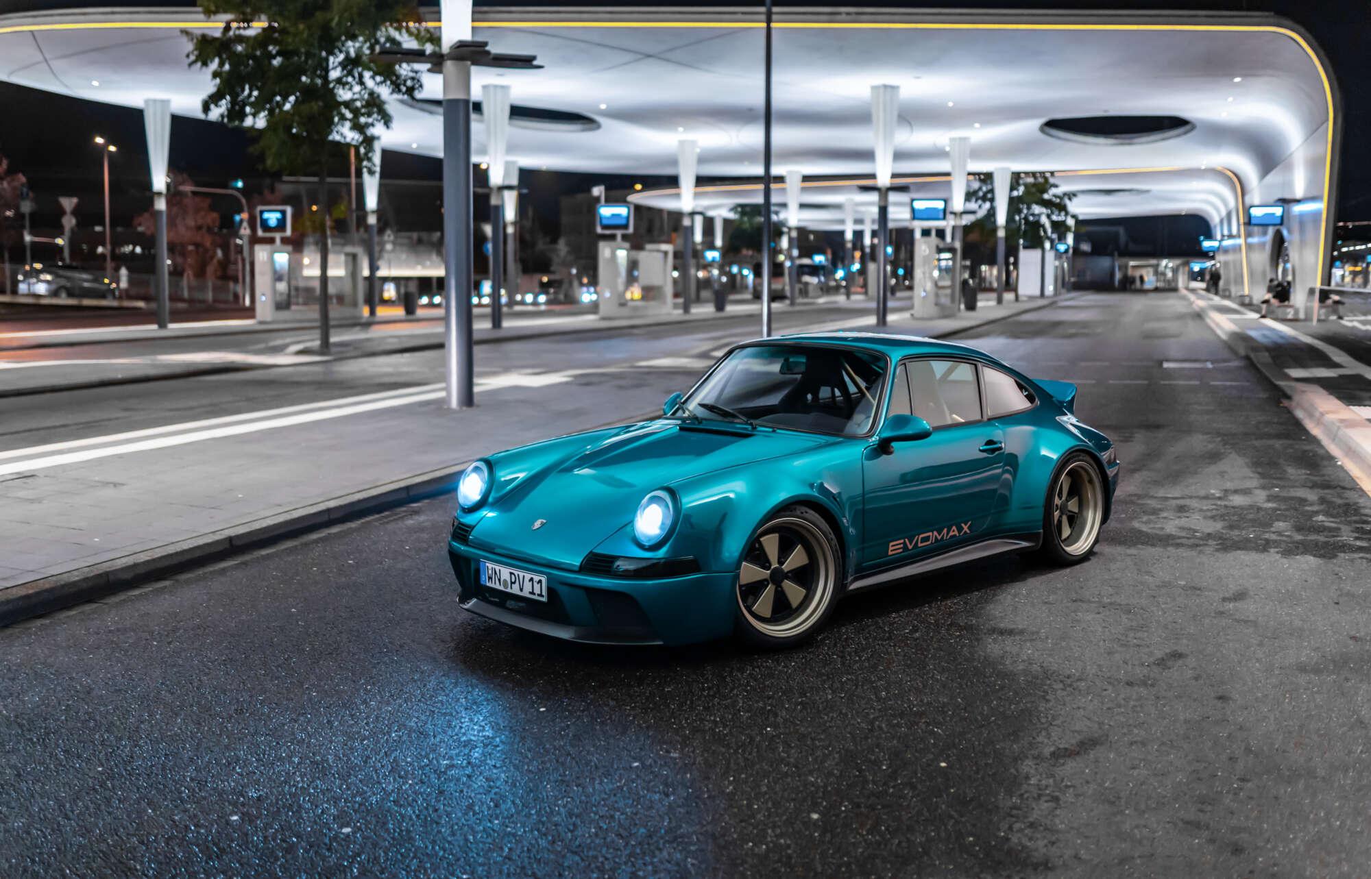 Porsche 911 Backdate