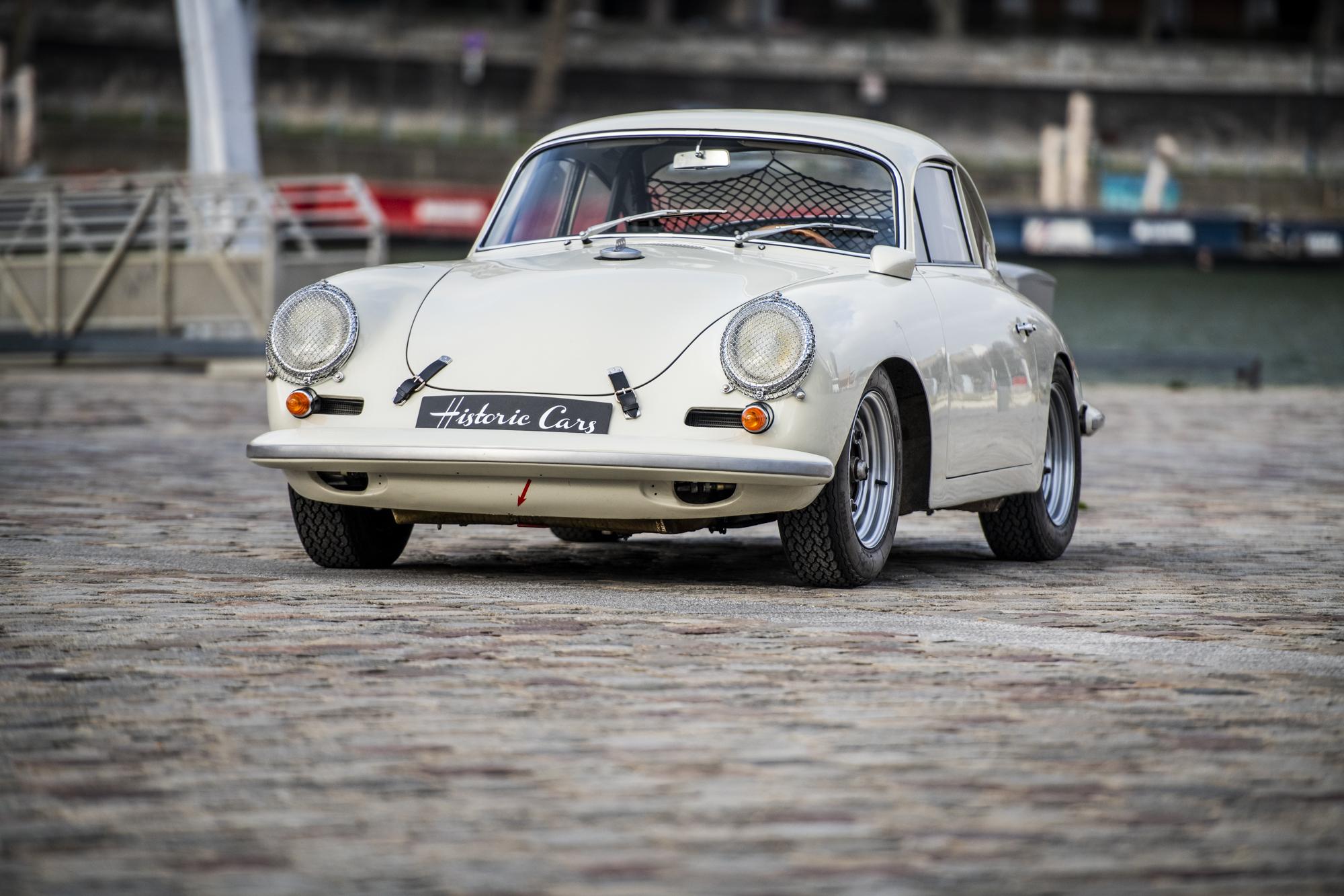 Porsche 356 B 2000 GS GT