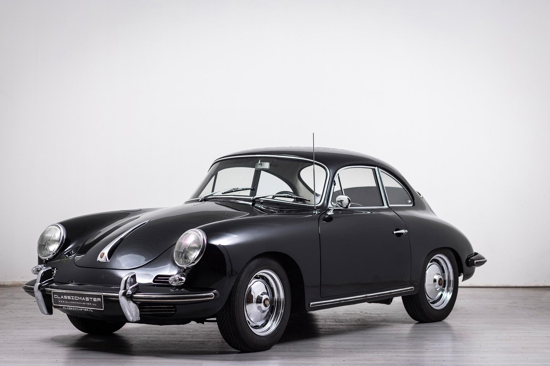 Porsche 356 B 1600 Super