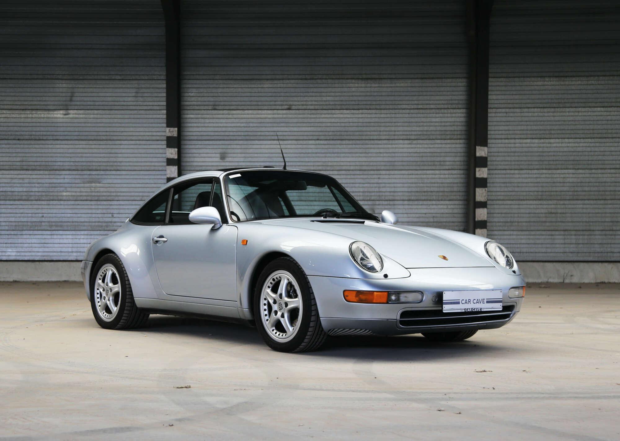 Porsche 993 Carrera