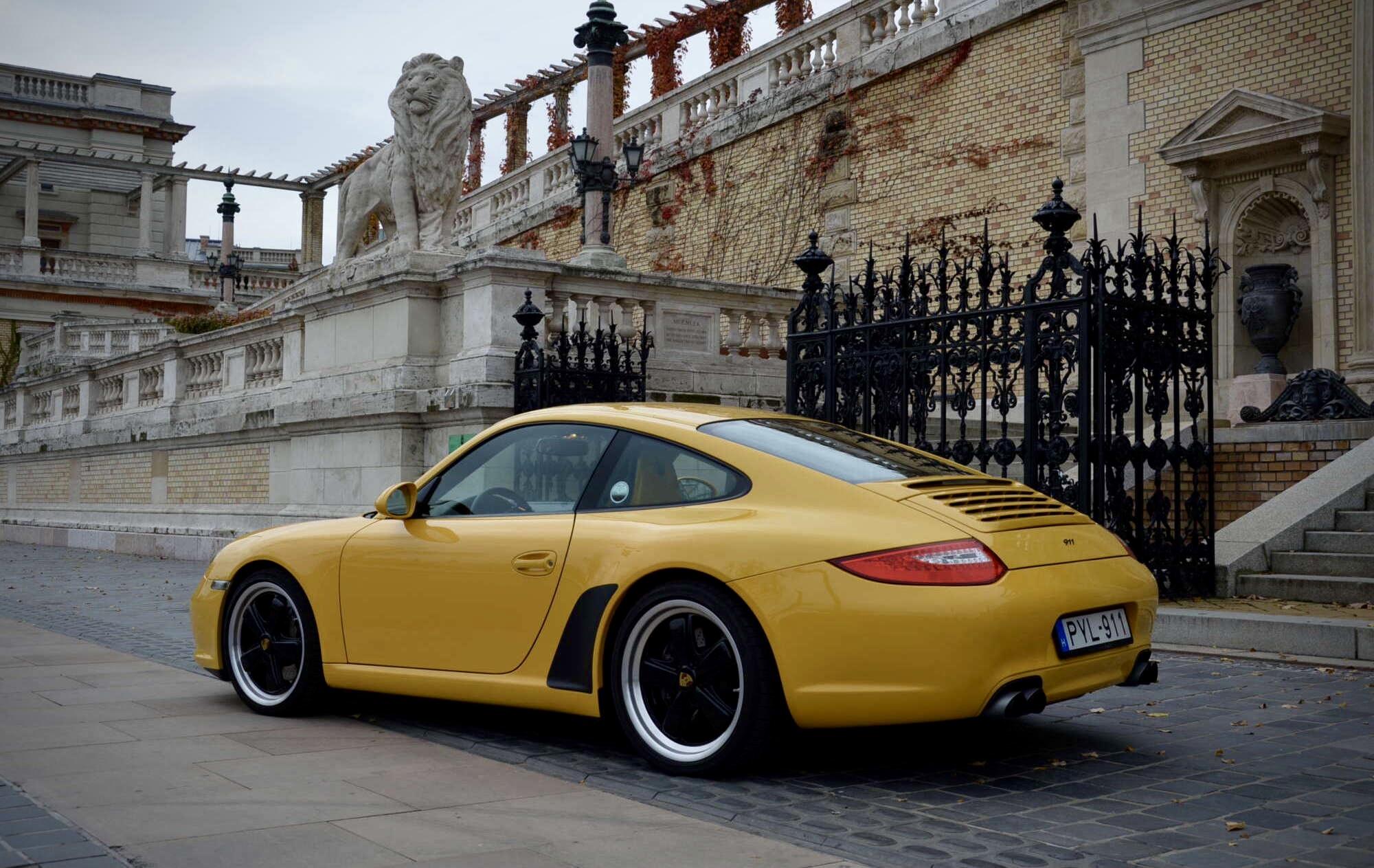 Porsche 997.2 Carrera