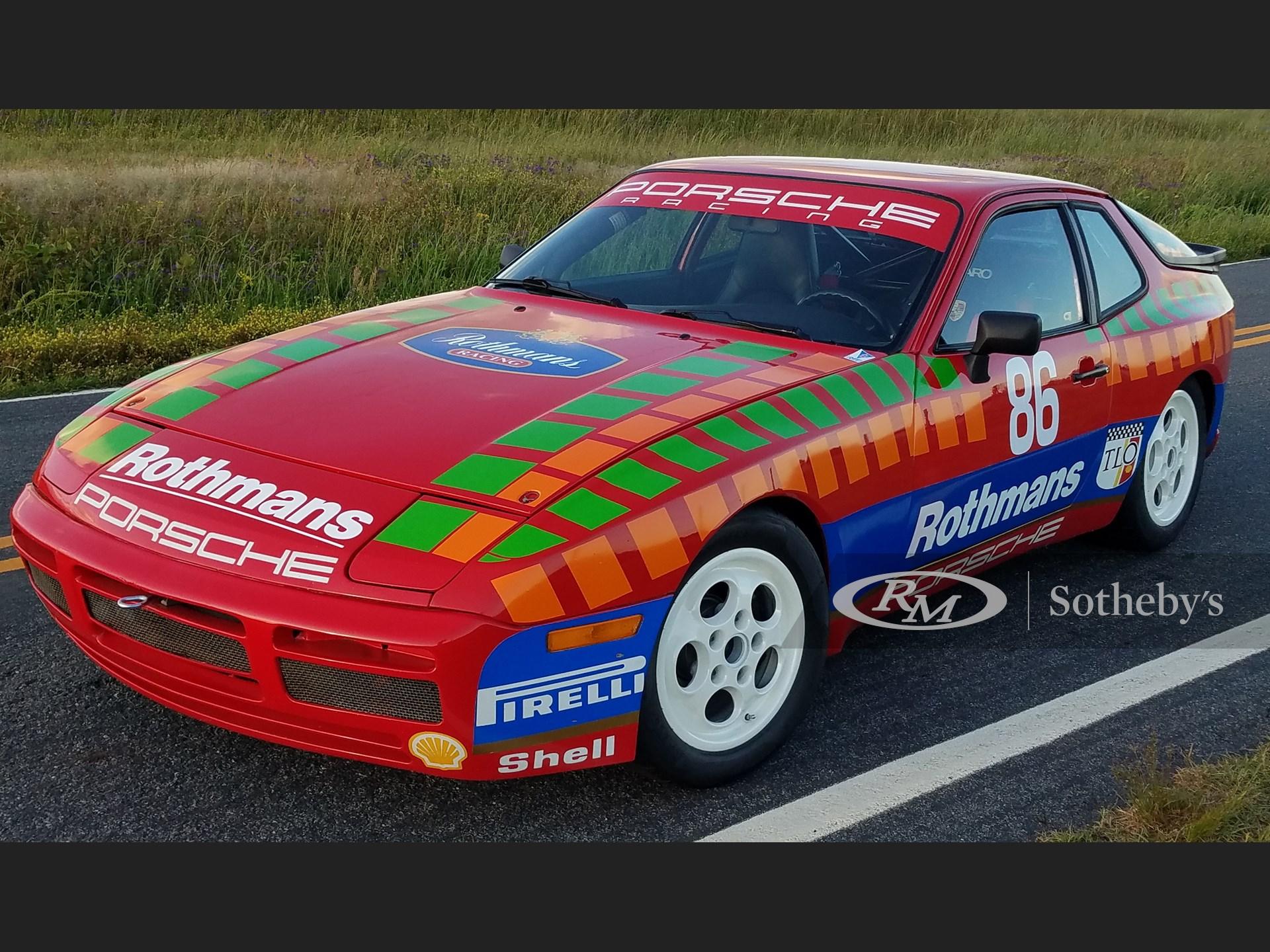 Porsche 944 Turbo Cup