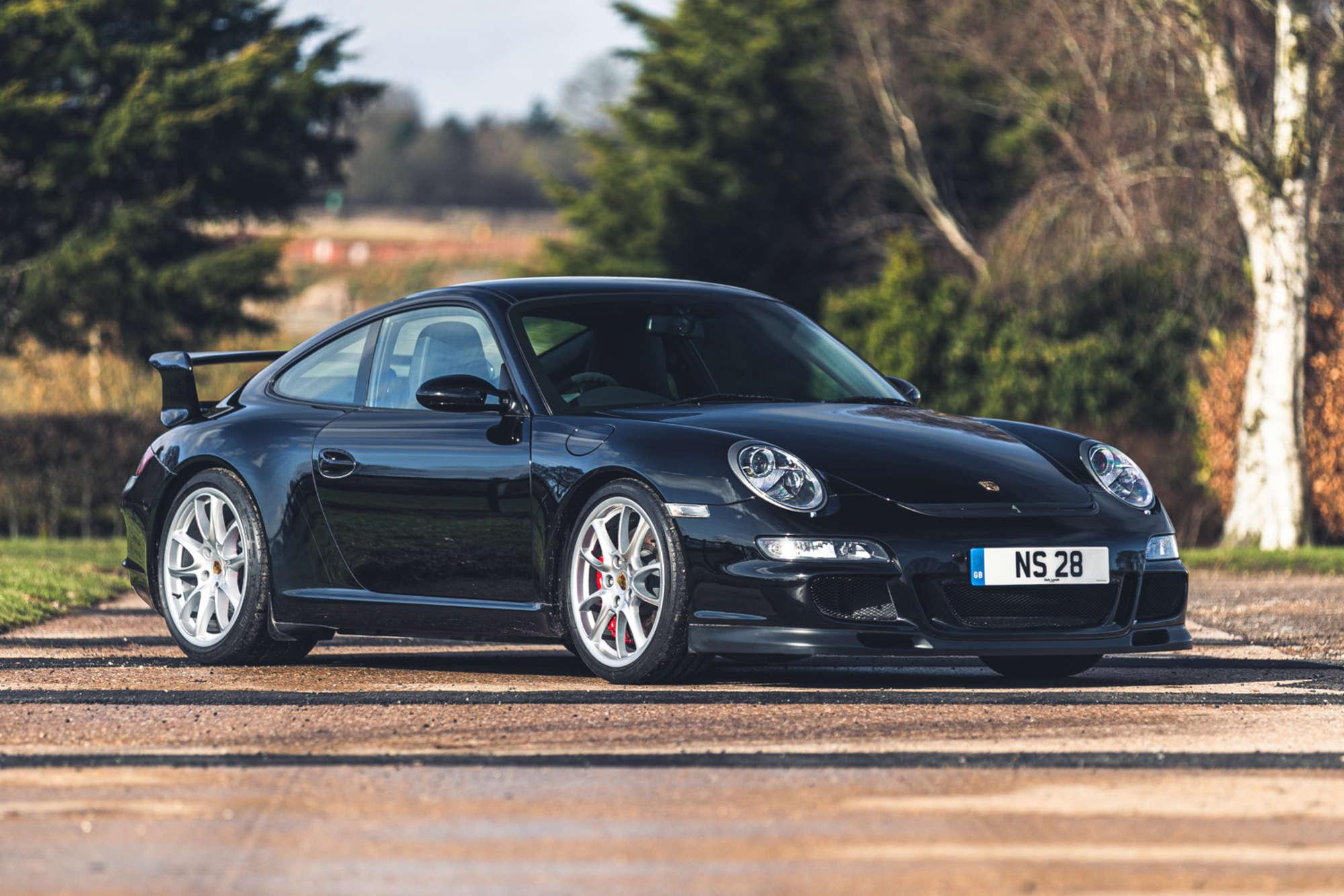 Porsche 997 GT3