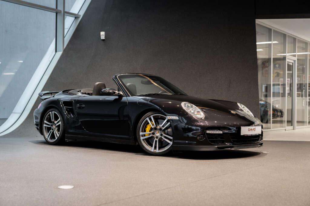 Porsche 997 Cabrio for sale