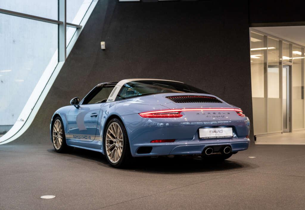 Porsche 911 Targa 4S for sale