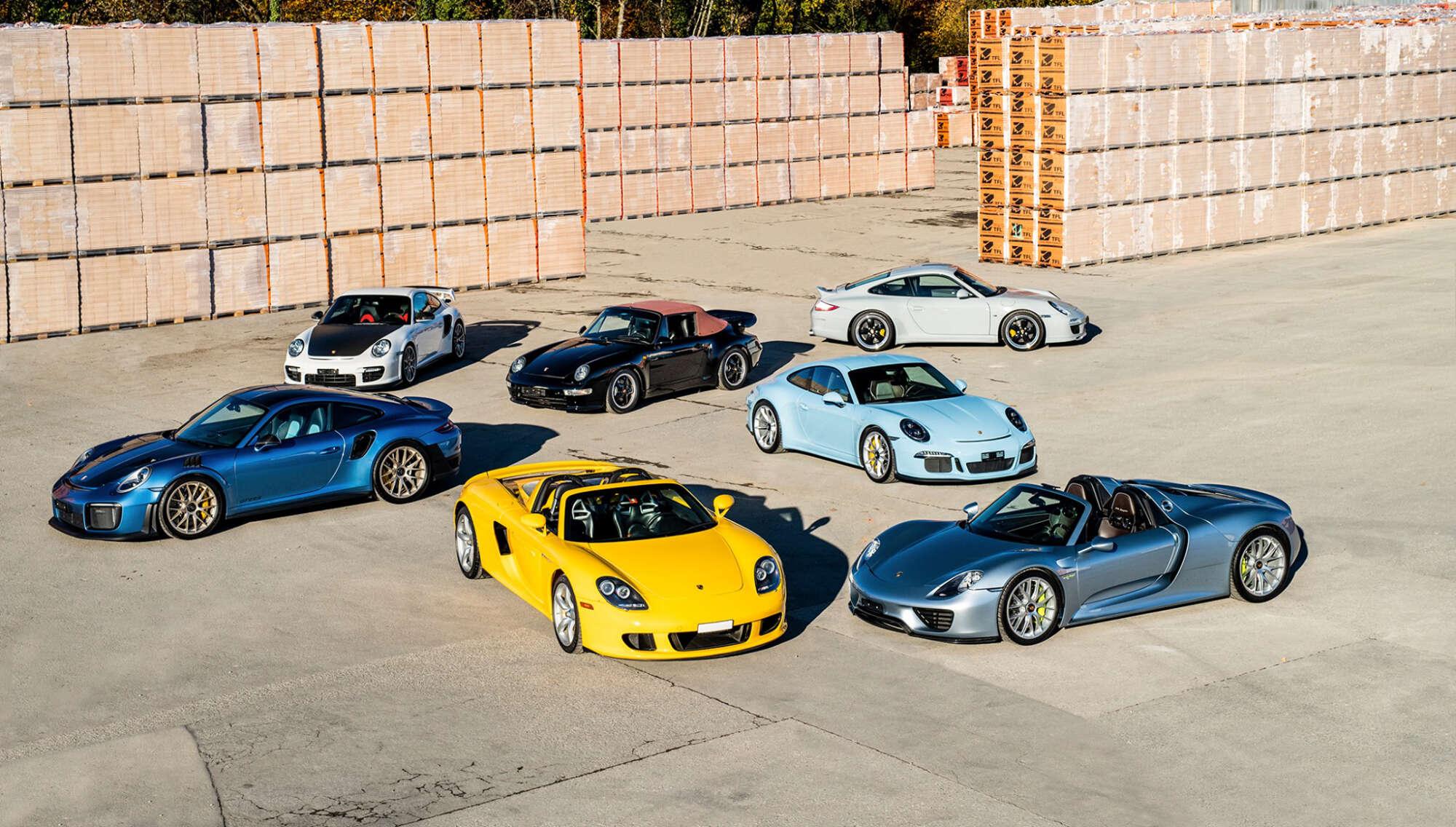The Swiss <br /> Porsche Collection