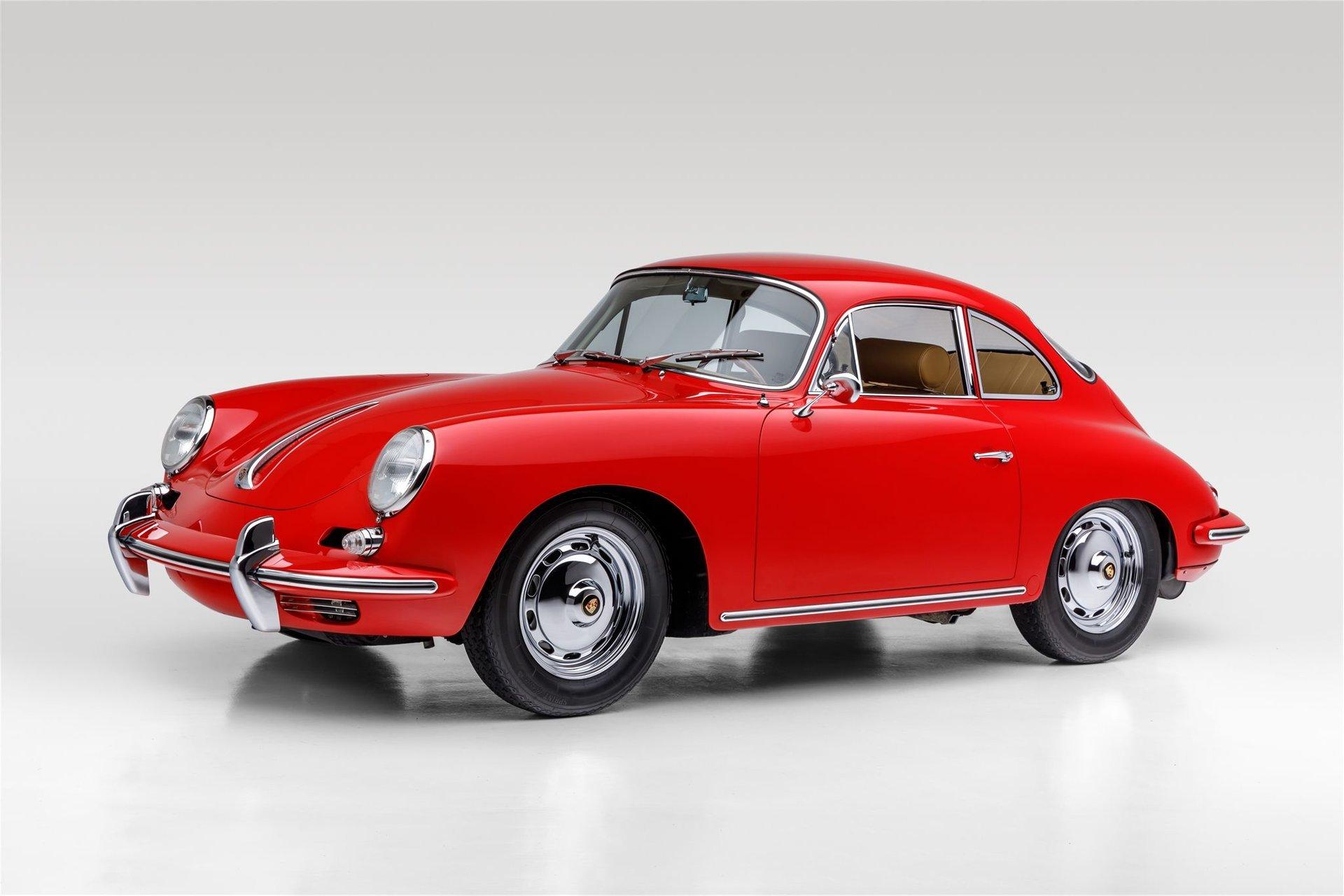 Porsche 356 B 2000 GS Carrera