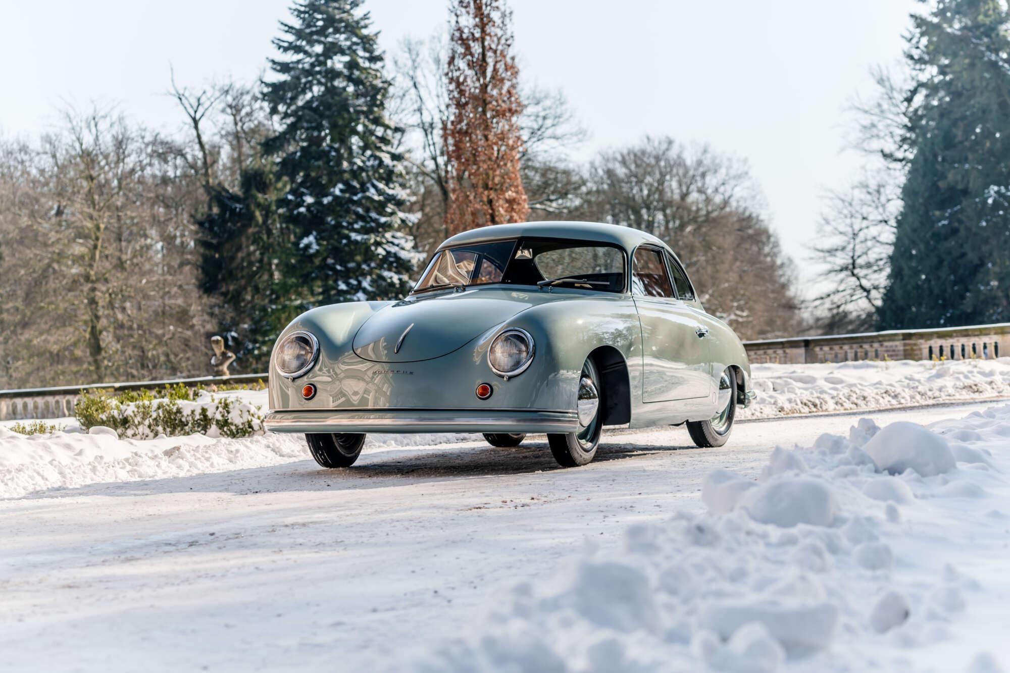 Porsche 356 Pre-A 1300