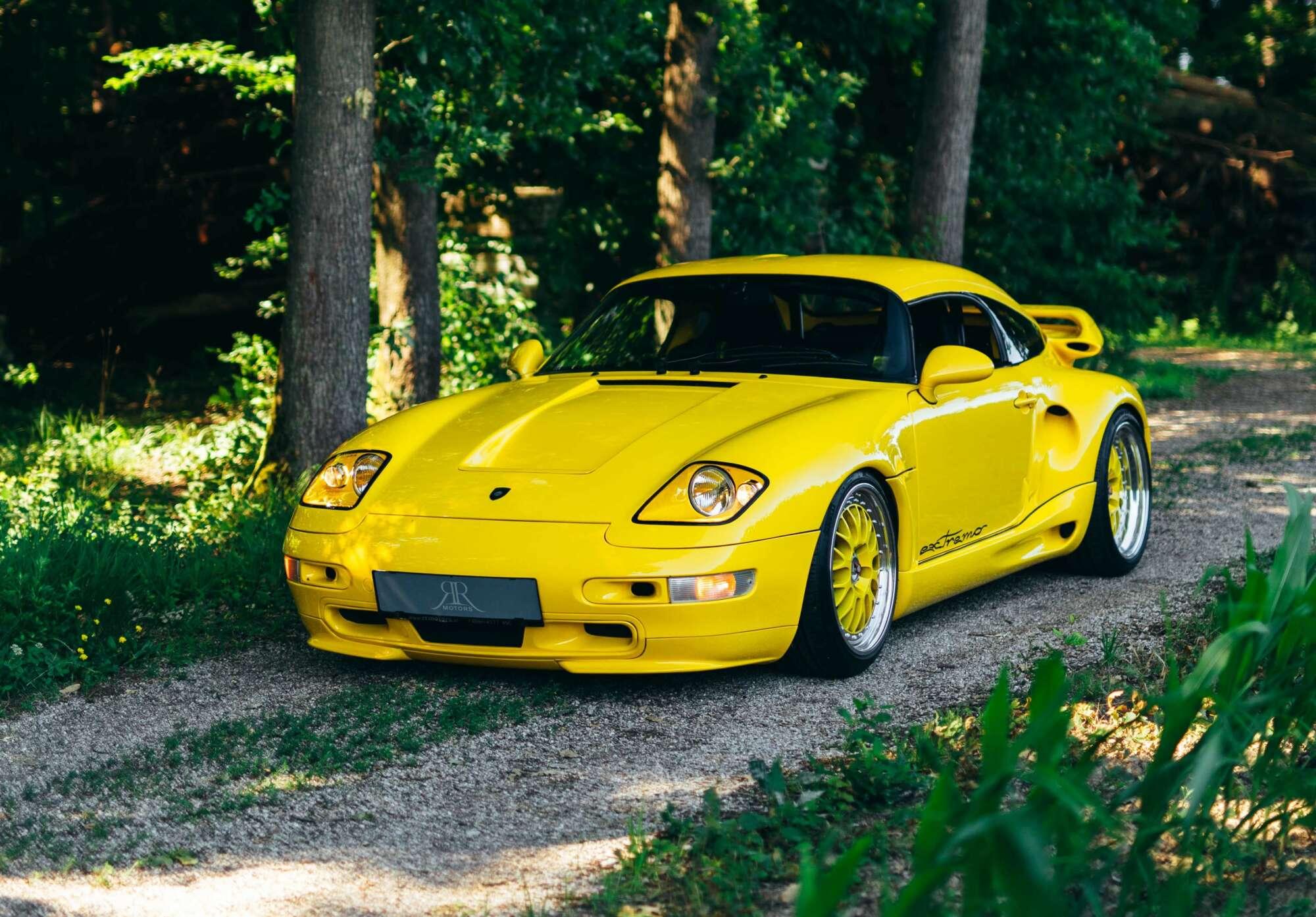 Porsche 993 Gemballa Extremo BiTurbo Speedster