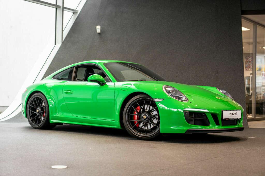 Porsche 991 GTS gebraucht kaufen