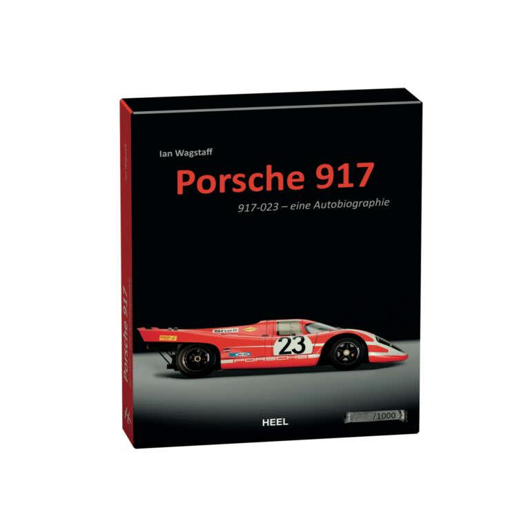 Porsche 917 Book