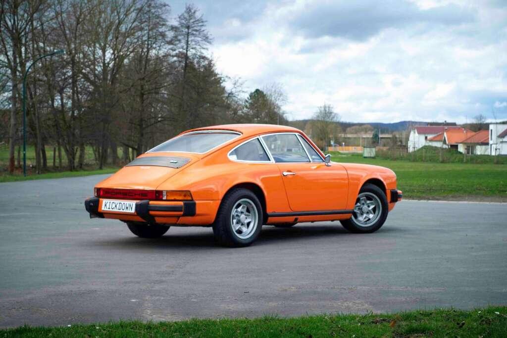 Porsche Auktionen Kickdown