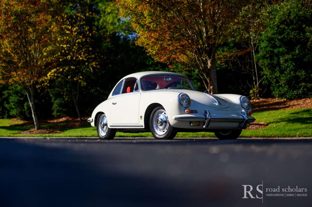 1960 Porsche 356 kaufen
