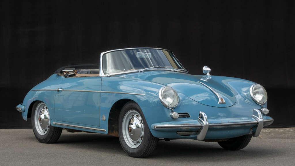 1961 Porsche 356 for sale