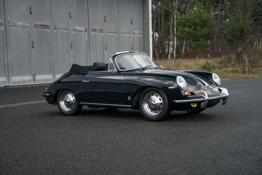 1963 Porsche 356 kaufen