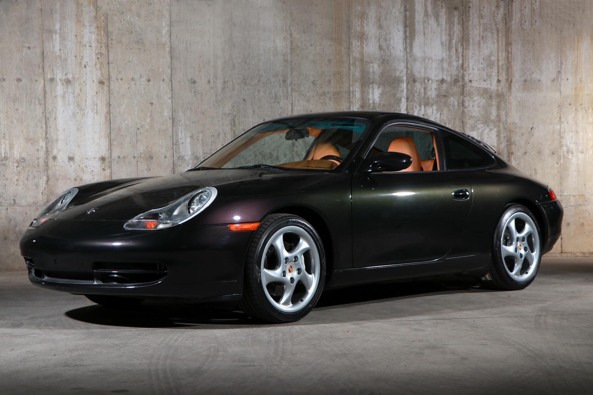 Porsche 996 Carrera 4 Millennium Edition