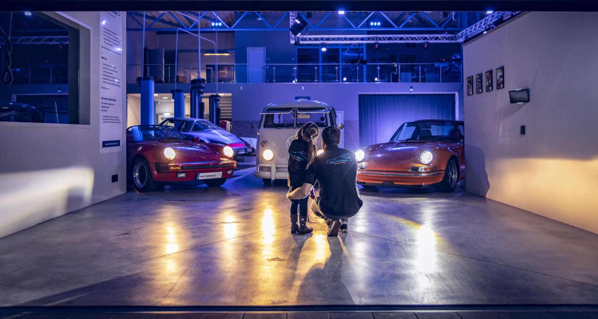 Restomod parts for your regular Porsche 911 – Das Triebwerk