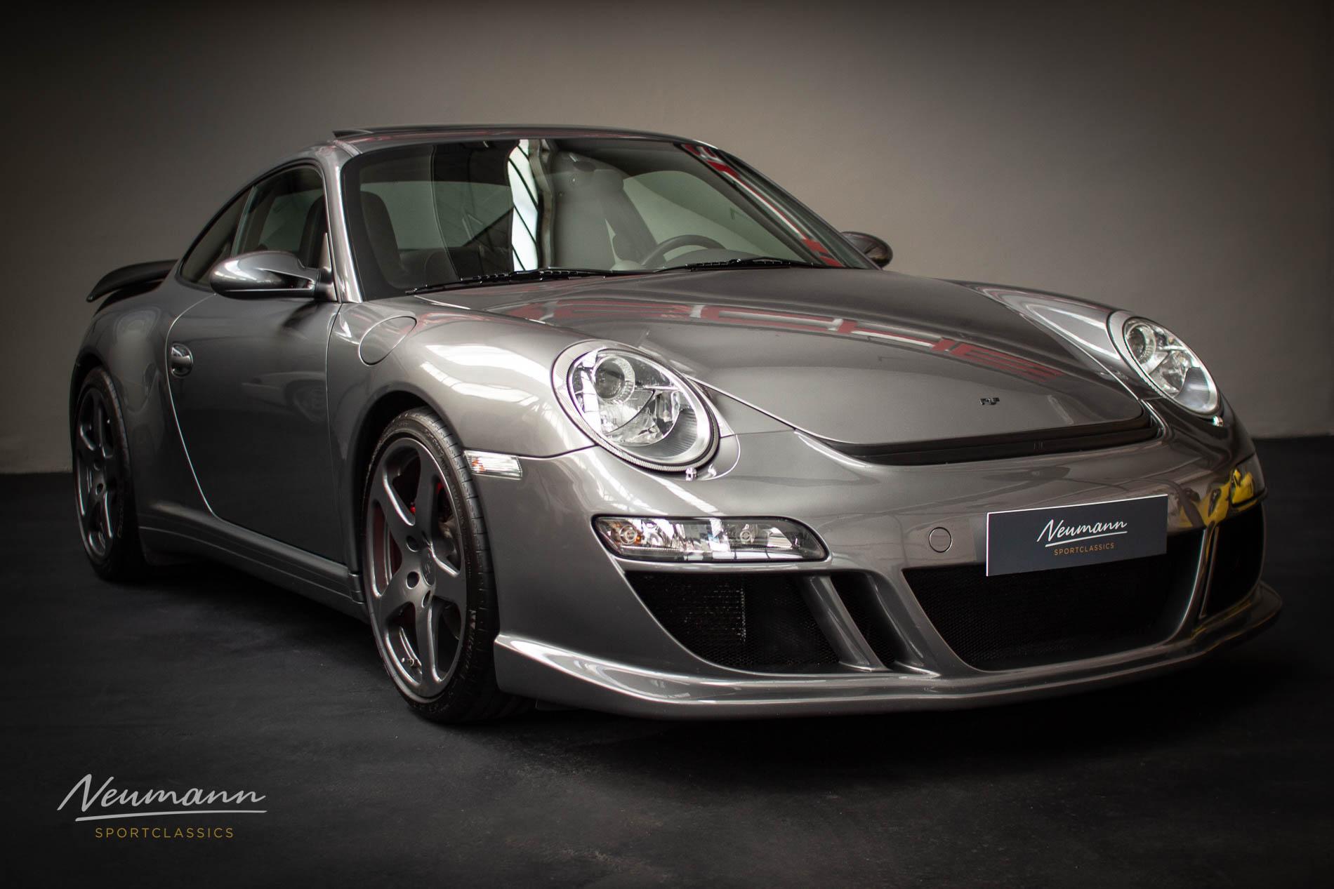 Porsche RUF R Kompressor