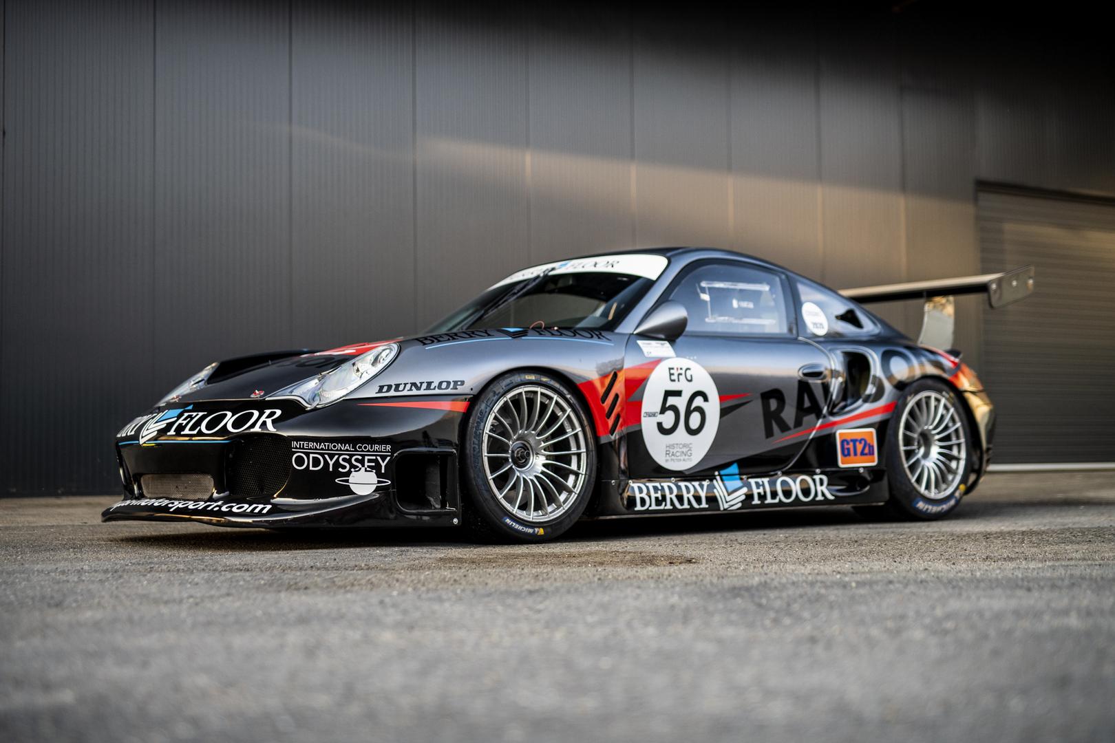 Porsche 996 GT2 R