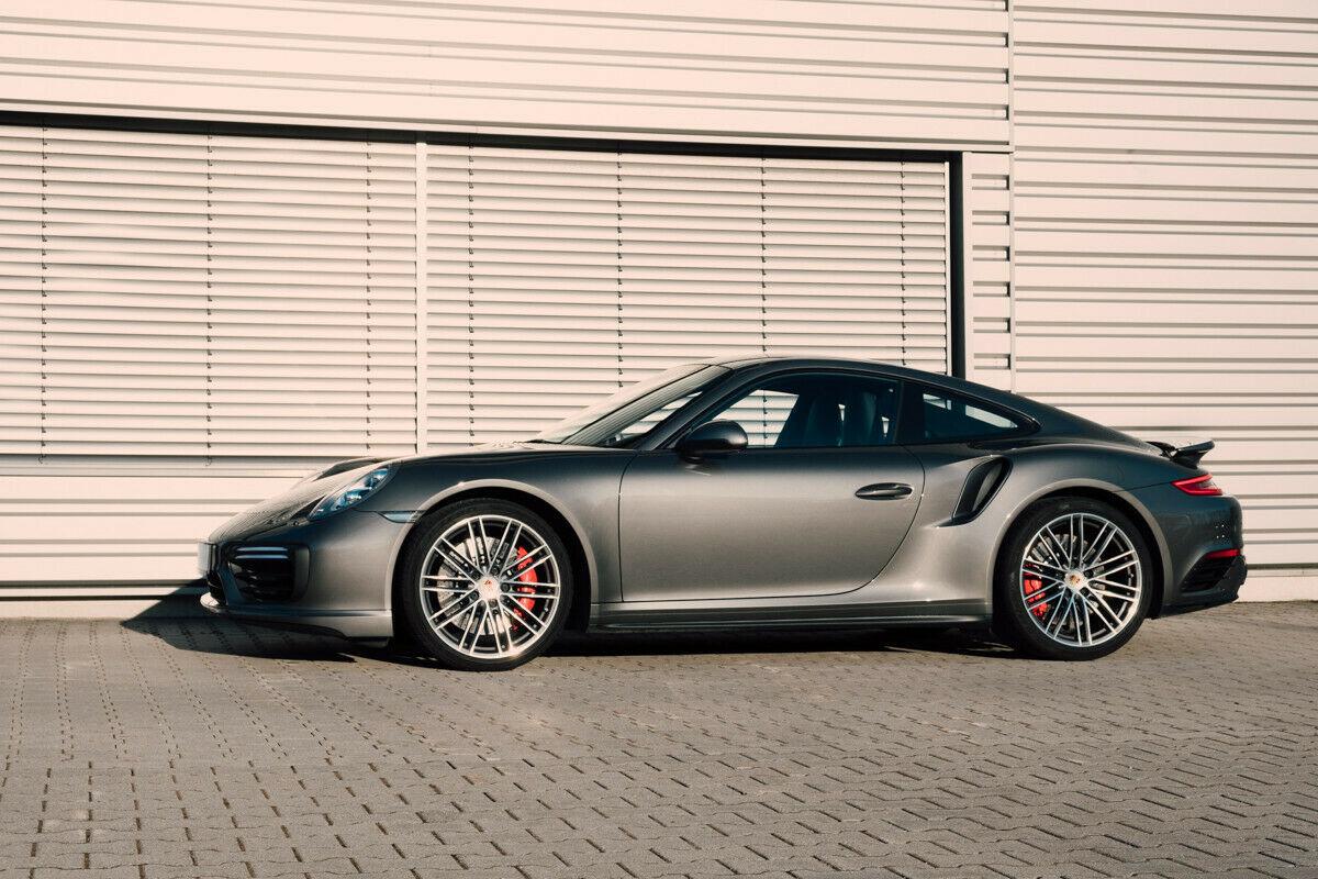 Porsche 991.2 Turbo