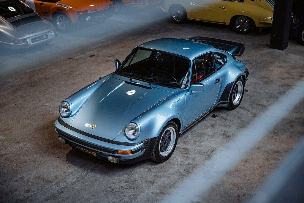 Porsche 911 Turbo 3.3