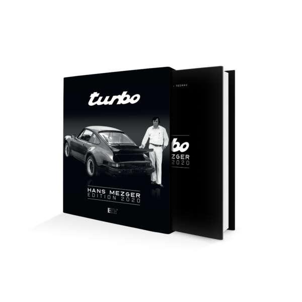 Porsche 911 Turbo Buch Hans Mezger