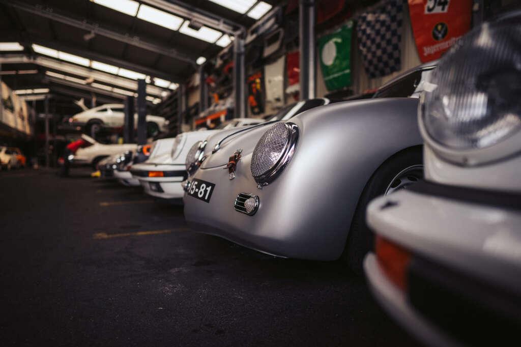 Classic Cars Department