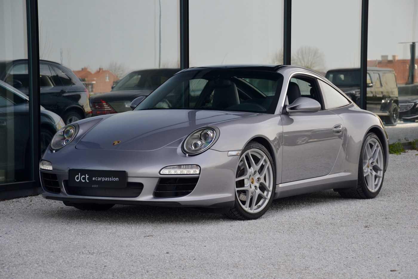Porsche 997.2 Carrera 4