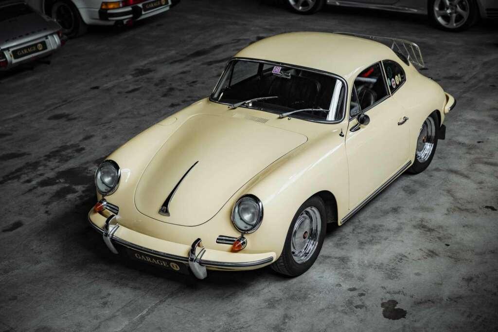 1964 Porsche 356 kaufen