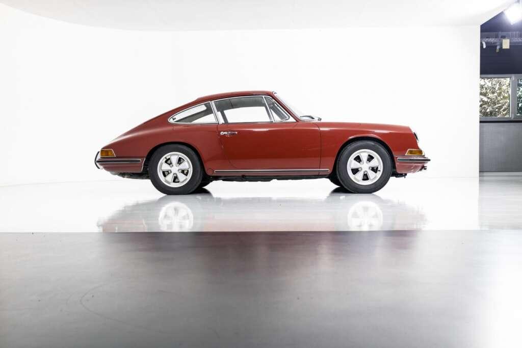 1967 Porsche 911 gebraucht kaufen