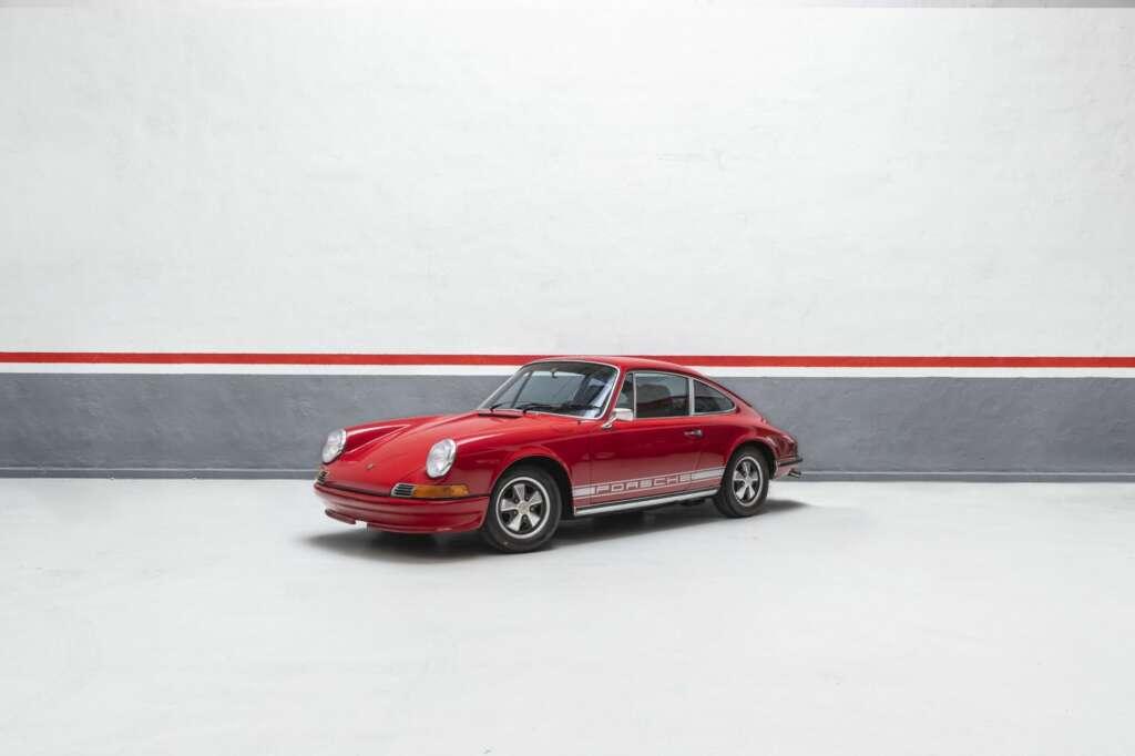 1972 Porsche 911 kaufen