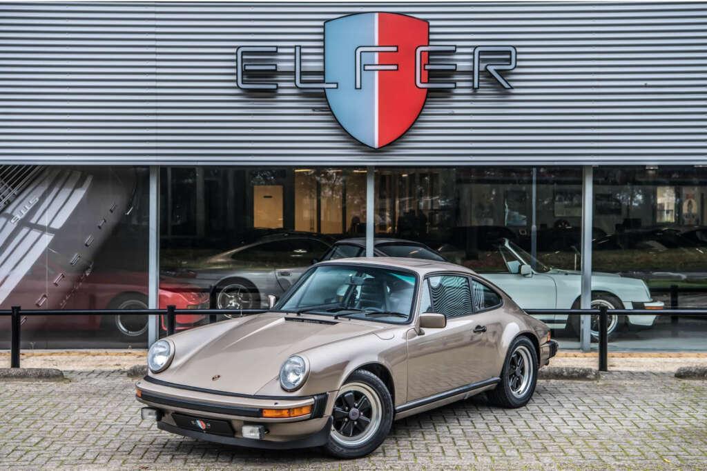 1982 Porsche 911 SC for sale