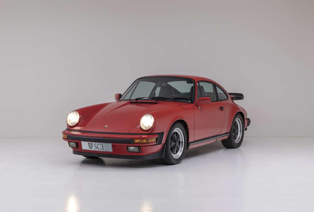 1986 Porsche 911 gebraucht kaufen