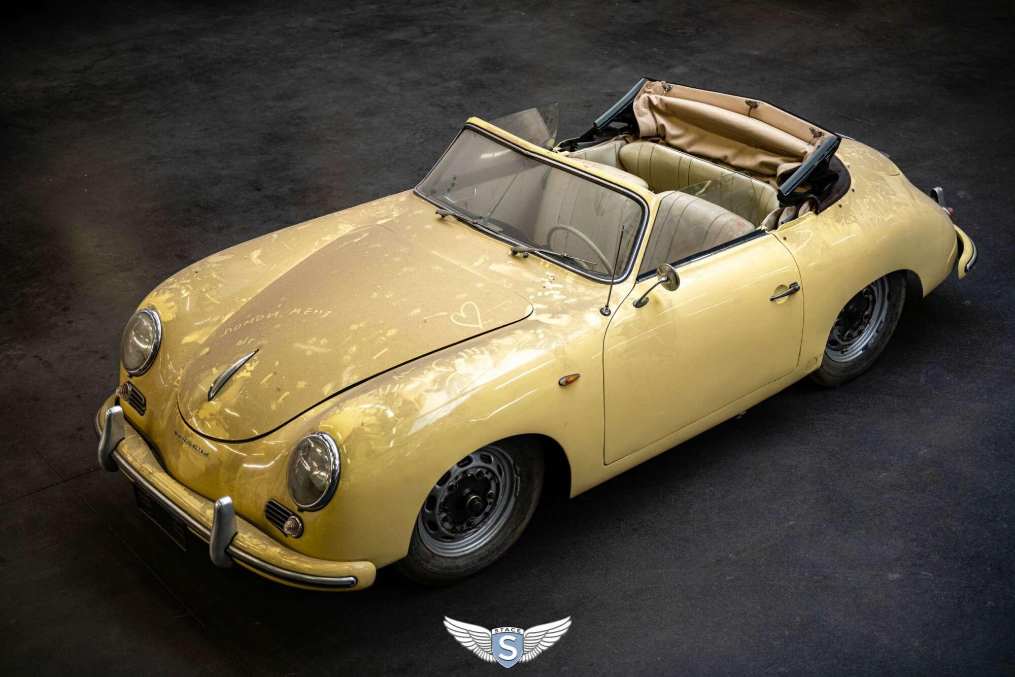 Porsche 356 Pre-A 1500 Super