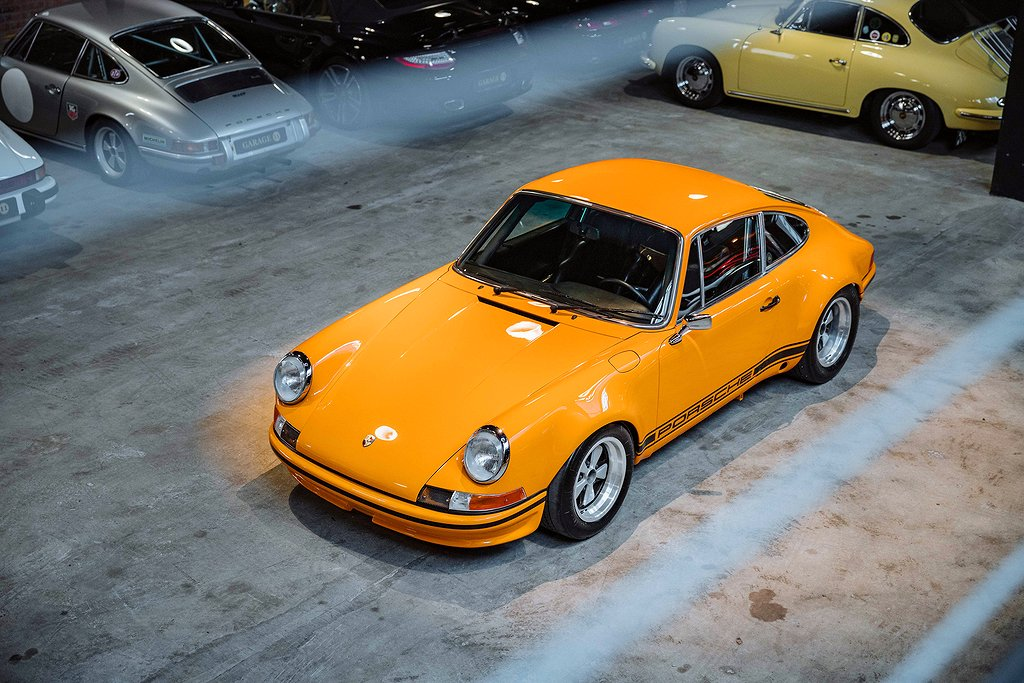 Porsche 911 Modified
